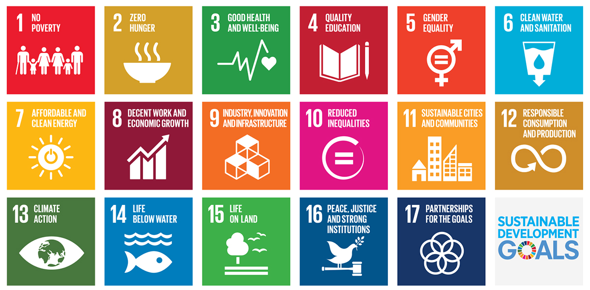 Our SDGS: from 2015 through 2016 to 2017